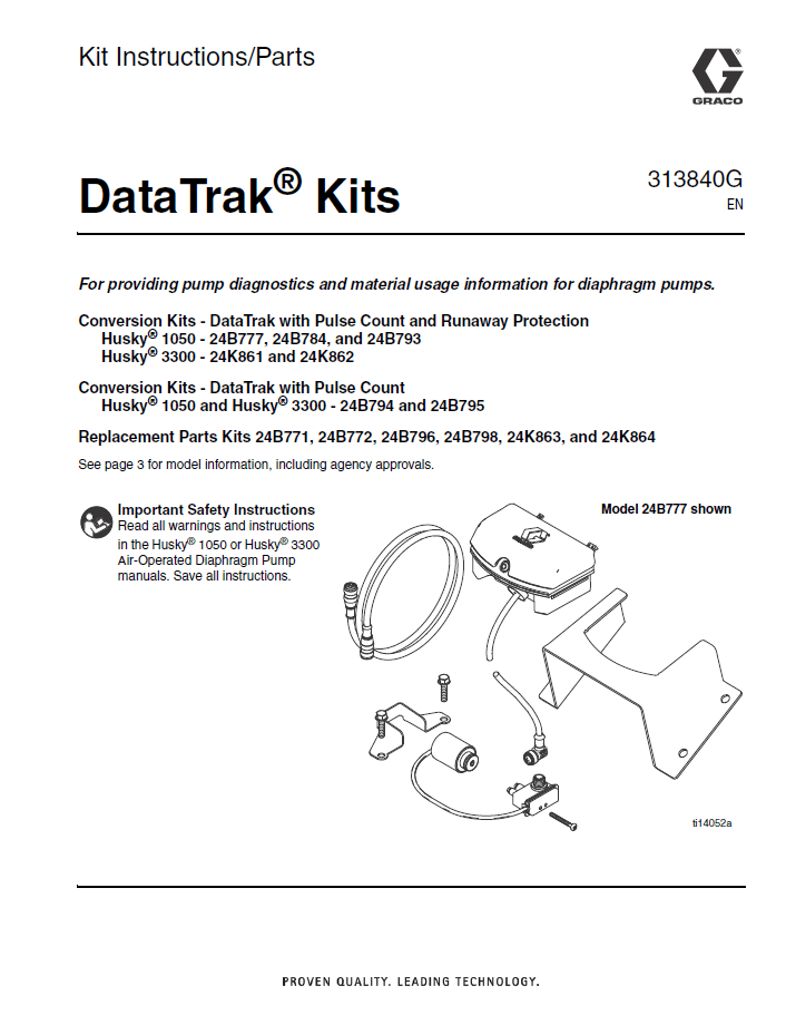 DataTrak-Conversion-Kits-313840G snapshot