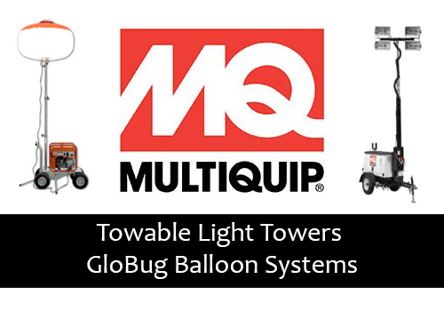 MultiQuip Lighting Portfolio
