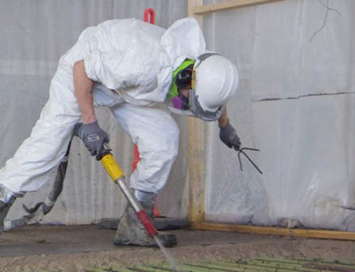 Minimize Dust for Jobsite Safety