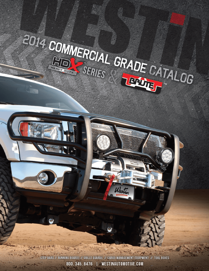 Commercial Grade Catalog 2014