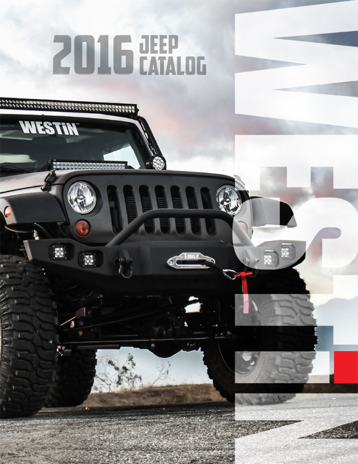 Jeep Product Accessories 2015