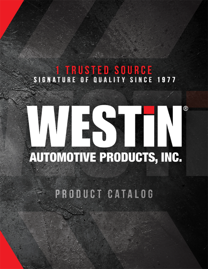 Westin Automotive Product Catalog