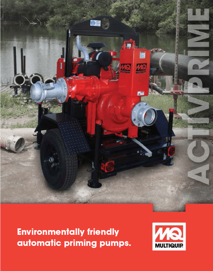 Automatic Priming Pumps